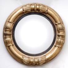 English William IV Convex Mirror