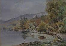 Watson Wood (1900 - 1985) - LOCH ETIVE