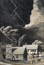 RAYMOND JAMES HOLDEN. Farm Storm.
