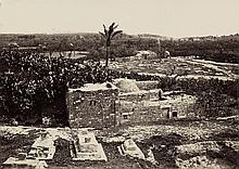 FRITH, FRANCIS. Sinai and Palestine, Photographed by Francis Frith.