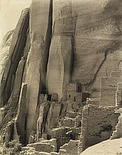 GILPIN, LAURA (1891-1979) Cliff Dwelling of Betatakin, Navajo National Monument, Arizona.