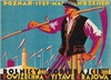 STEFAN NORBLIN (1892-1952). POZNAN / ROLNICY!!! POPIERAJCIE!!! 1929. 28x36 inches, 71x91 cm., Stefan Norblin, $600