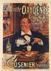FRANCISCO TAMAGNO (1851-1933). L''ABSINTHE OXYGÉNÉE. 1896. 35x25 inches, 89x64 cm. Camis, Paris., Francisco Tamagno, $525