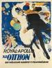 IMRE FÖLDES (1881-1948). ROYAL - APOLLO / AZ OTTHON. 1907. 49x37 inches, 125x94 cm. Seidner, Budapest., Imre Földes, $1,500