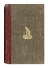 (SPORTS--CRICKET.) [Pycroft, James.] The Cricket Field: or, The History and the Science of Cricket.