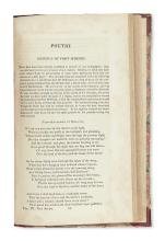 (WAR OF 1812.) Volume IV of the Analectic Magazine, featuring the Defence of Fort M'Henry.