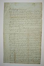 (AMERICAN REVOLUTION.) Alexander, William (