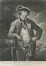 (AMERICAN REVOLUTION--PRINTS.) Israel Putnam, Esqr., Major General of the Connecticut Forces.