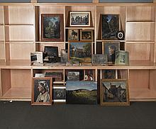 (ART.) Extensive archive of New York artist Henry Grant Plumb.