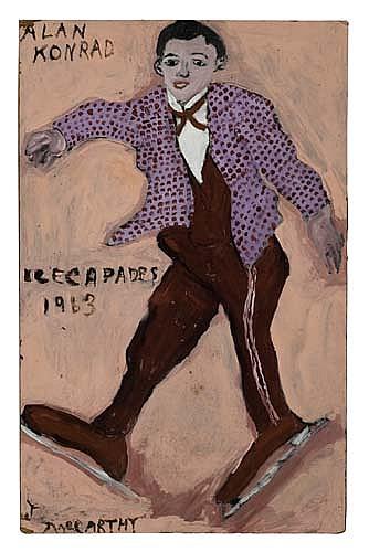 JUSTIN MCCARTHY Alan Konrad (Icecapades)