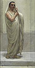 FRANCIS DAVIS MILLET A Roman Patrician.