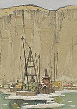 GEORGE STIMMEL Weehawken (Under the Palisades).