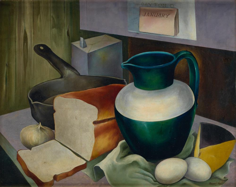 ROBERT NEAL (1916 - 1987) Untitled (Kitchen Still Life, Dayton, Ohio).