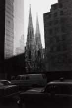 LEE FRIEDLANDER (1934 - ) New York City.