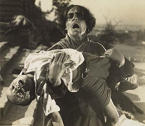 """EISENSTEIN, SERGEI Film still from """"""""The Battleship Potemkin."""""""""""