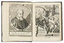 ARGOLI, ANDREA. Ephemerides exactissimae caelestium motuum ad longitudinem Almae Urbis, et Tychonis Brahe hypotheses. 3 vols. 1659