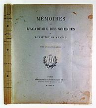 BECQUEREL, HENRI. Recherches sur une Propriété Nouvelle de la Matière.  1903