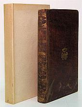 CESARIS, ANGELO DE. Efemeridi Astronomiche per l'Anno 1775. 1774 + Ephemerides Astronomicae anni intercalaris 1776. 1775