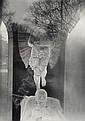 LAUGHLIN, CLARENCE JOHN (1905-1985) Dream of Dead Desire., Clarence John Laughlin, Click for value