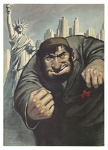 GINO BOCCASILE (1901-1952). [ALTALENA.] Circa 1943. 12x8 inches, 32x23 cm.