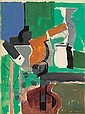 ROBERT BLACKBURN Modernist Still Life., Robert Blackburn, Click for value