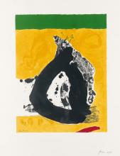 ROBERT MOTHERWELL The Basque Suite #5.