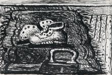 PHILIP GUSTON Rug.