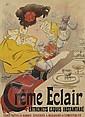 GEORGES MEUNIER (1869-1942). CRÈME ECLAIR. 1895. 44x32 inches, 114x81 cm.