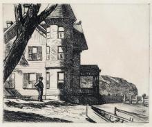 19TH & 20TH CENTURY PRINTS & DRAWINGS