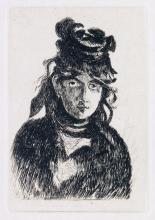 ÉDOUARD MANET Berthe Morisot.