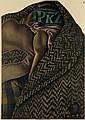 OTTO BAUMBERGER (1889-1961). PKZ. 1923. 49x35 inches, 125x89 cm. Wolfsberg, Zurich.