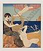 BARBIER, GEORGES.  Loüys, Pierre. Les Chansons de Bilitis.  1922, George Barbier, Click for value