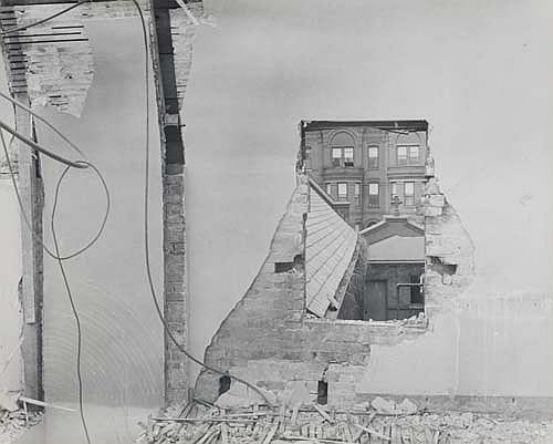 LAUGHLIN, CLARENCE JOHN (1905-1985)