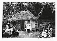 (JAMAICA) Album containing 39 platinum prints by an accomplished photographer of the verdant island of Jamaica;