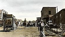 (HAWAII; COSTA RICA; GRAND CANYON; CUBA; NEW YORK) Accomplished photographer's Grand Tour album with 94 exquisitely hand-colored photo
