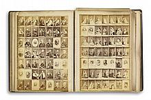 ELLIOTT & FRY An unusual sample book issued by