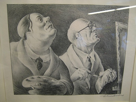 RUSSELL LIMBACH Amateur Artists.