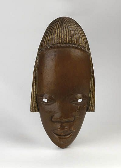 SARGENT CLAUDE JOHNSON (1888 - 1967) Mask.