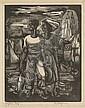 FREDERICK D. JONES, JR. (1914 - 2004) Georgetown Wharf., Frederick D Jr Jones, Click for value