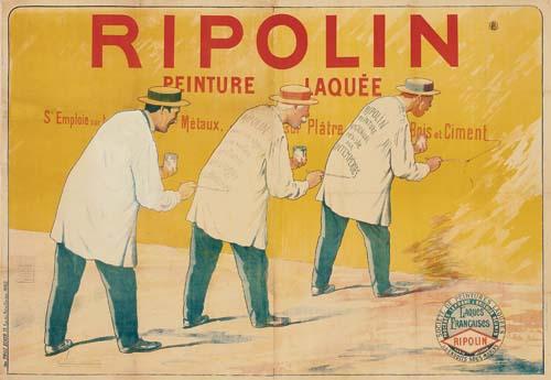 EUGENE VAVASSEUR (1863-?) RIPOLIN. 1898.