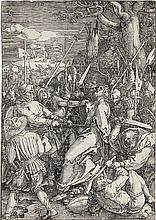 ALBRECHT DÜRER The Kiss of Judas.