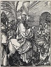ALBRECHT DÜRER The Entry into Jerusalem.