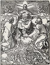 ALBRECHT DÜRER The Last Judgment.