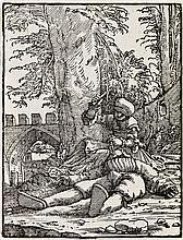 ALBRECHT ALTDORFER Jael and Sisera.