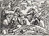 CHRISTOFFEL JEGHER (after Rubens) The Temptation of Christ by the Devil, Christoffel Jegher, Click for value