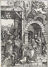ALBRECHT DÜRER The Adoration of the Magi.