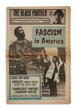 (BLACK PANTHERS.) The Black Panther: Black Community News Service.