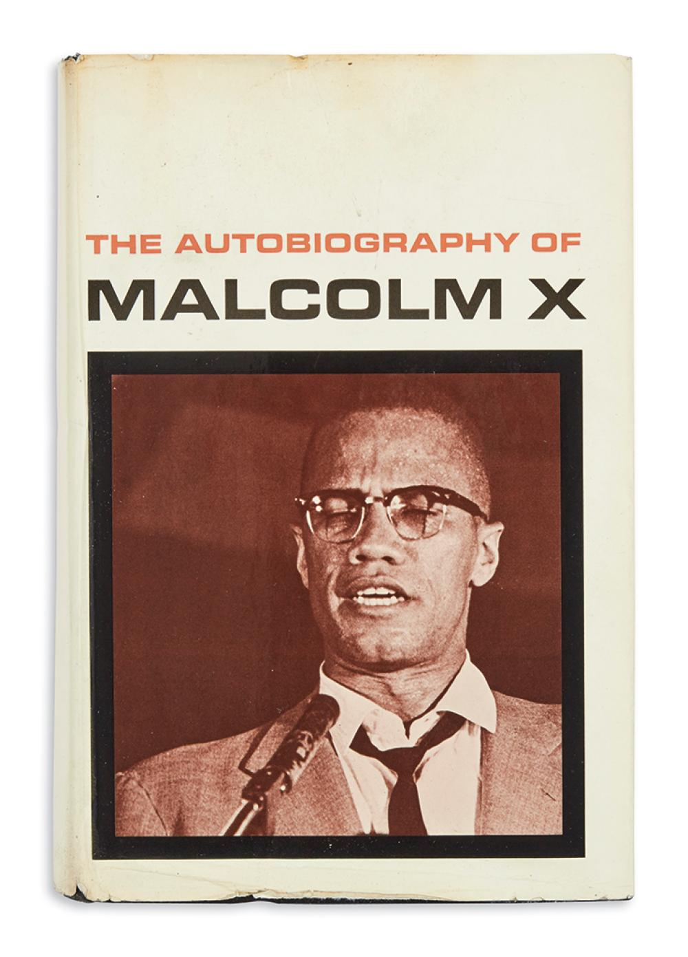 (MALCOLM X.) The Autobiography of Malcolm X.