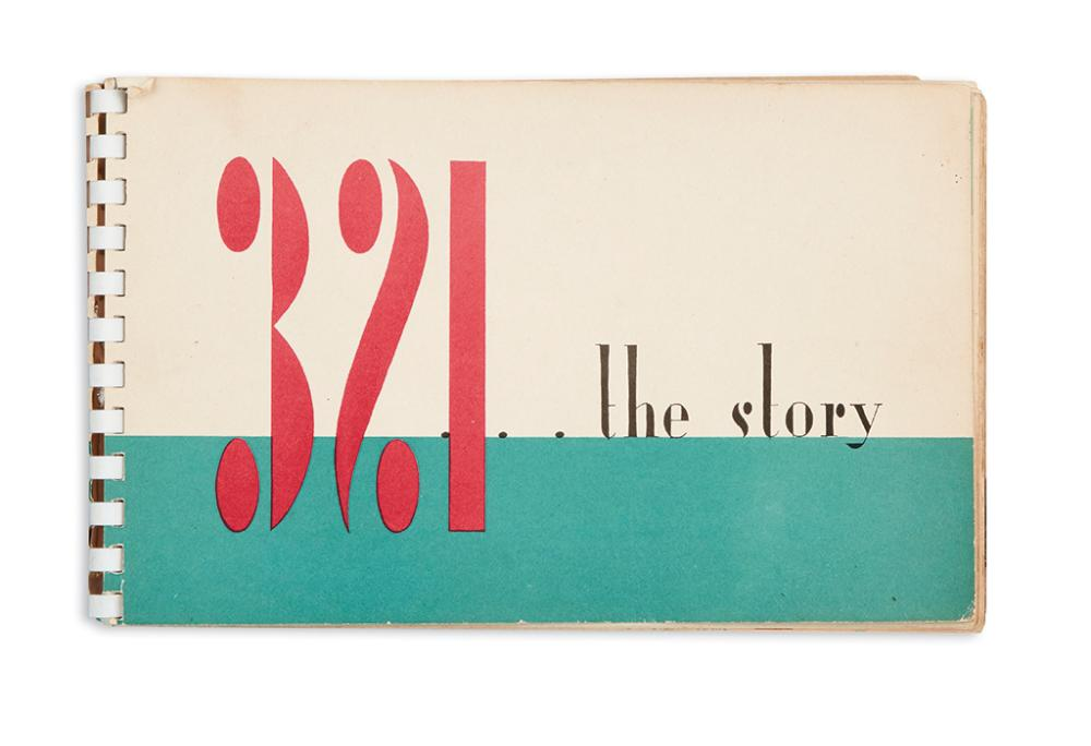 (MILITARY--WORLD WAR TWO.) 321 . . . the Story of Where You Went and What You Saw and What You Did.