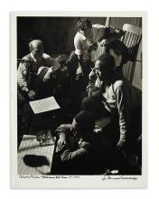(MUSIC.) Leonard, Herman; photographer.